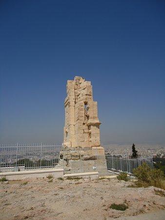 Pnyx: Monumento a Filopapos