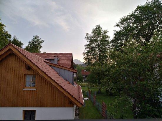 Kurhotel Jakob: Blick vom Balkon