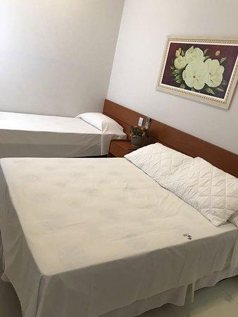 Hotel Itamarati: Apto Casal