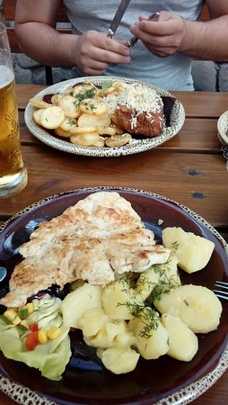 Bury Mis: Kotlet Góral oraz Filet z Grilla