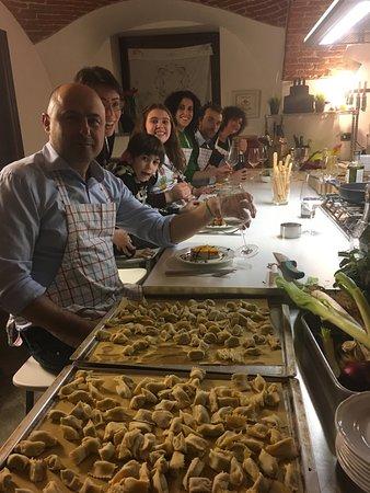 Cervere, Włochy: Gli amici!!
