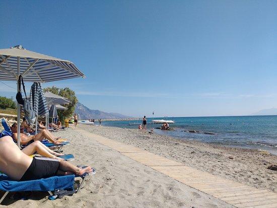Atlantica Mikri Poli Kos: Plaża