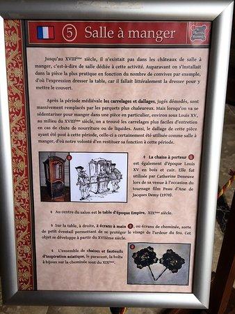 Ecuille, Francja: Une forteresse sortie des eaux mais un logis charmant