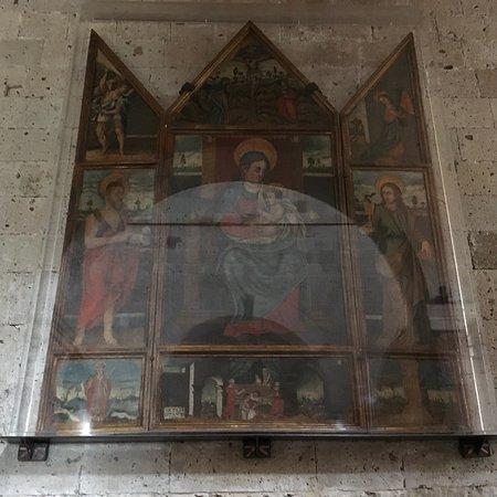 Tratalias, Italy: Basilica Romanico Pisana di S. MARIA di MONSERRAT
