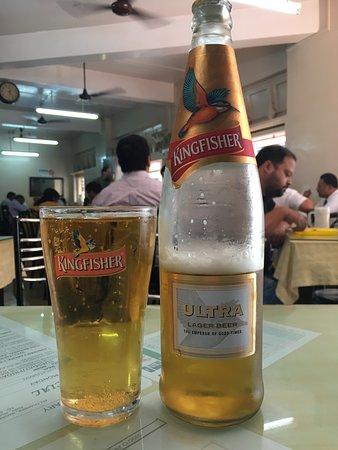 Kingfisher Ultra Picture Of Cafe Millitary Mumbai Tripadvisor