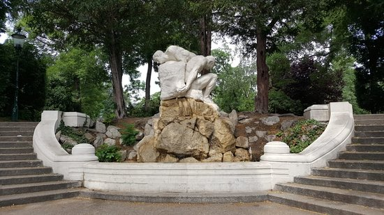 Befreiung der Quelle Brunnen