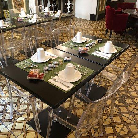 Santa Chiara Boutique Hotel: Breakfast