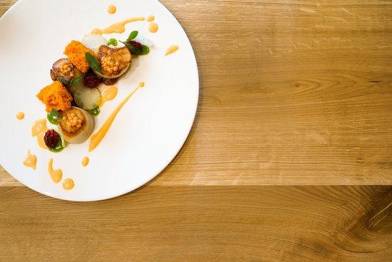 Mono Restaurant: Scallops