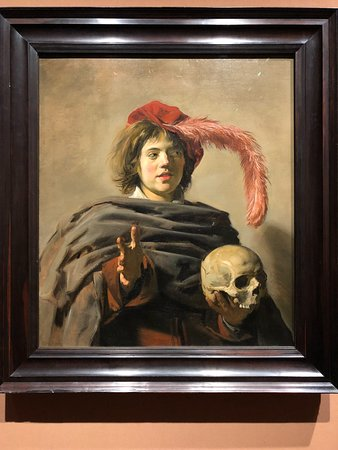 Galeri Nasional: This is a Dutch painting I'd never seen; the strokes reminded me of the coming impressionism