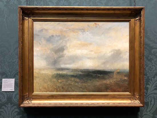 Galeri Nasional: So remarkably different from Turner's earlier work