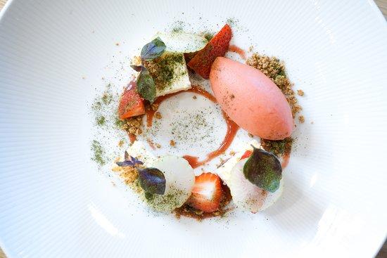 Mono Restaurant: Piccola pasticceria
