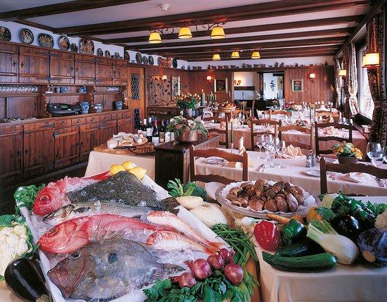 Rigi Kaltbad, Schweiz: Restaurant