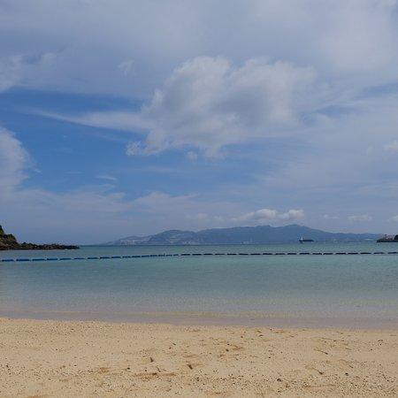 Kariyushi Beach ภาพถ่าย