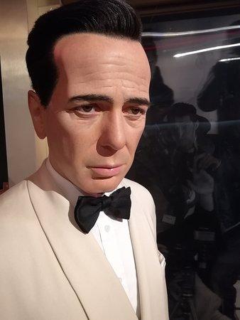 พิพิธภัณฑ์หุ่นขี้ผึ้งมาดามทุซโซ ลอนดอน: James Bond