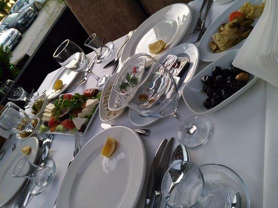 Nanna Restaurant: İftar masası