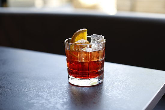 The Jones Family Kitchen: Lost Negroni - photo by Lucy  Richards 2