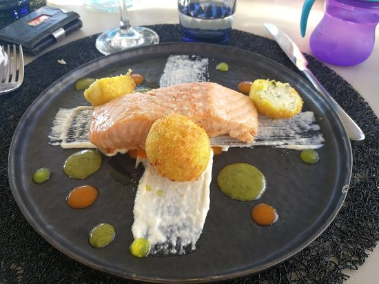 Ariadne Beach Restaurant: The food was delicious
