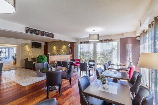 Beaujoire Hotel : restaurant