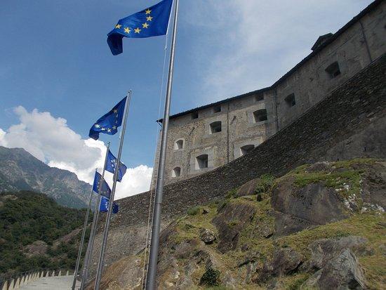 Forte di Bard: L'Europa al Forte