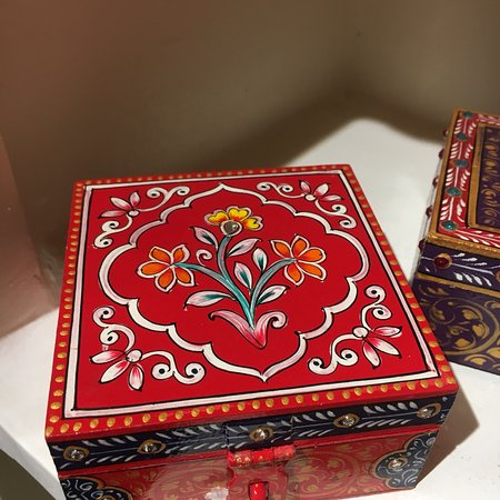 To buy these and many more hand painted product visit Kaushalam!
