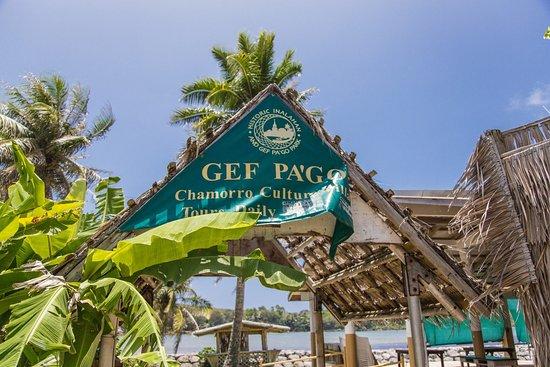 Gef Pa'go Cultural Village Photo