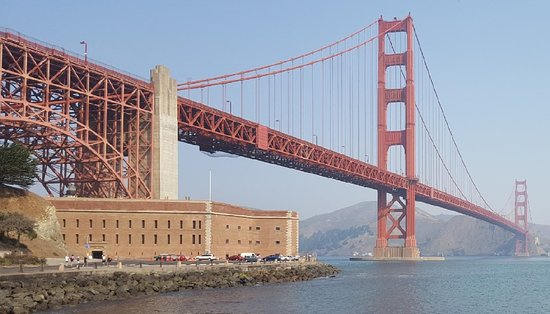 Dylan's Tours Golden Gate Bridge