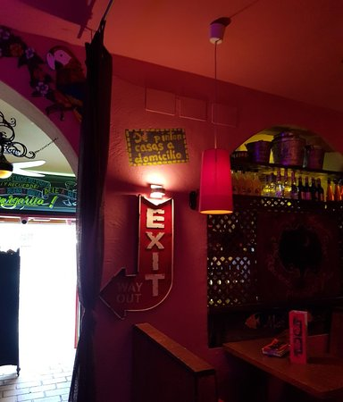 La Taqueria de Birra (Comendadoras): Great bar