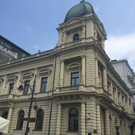Piotrkowska Street: Budynek Biurowy T.A. Geyera Piotrkowska/Moniuszki