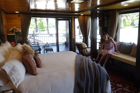 Hera Cruise - Private Day Cruise : Perfect and comfortable Cabin