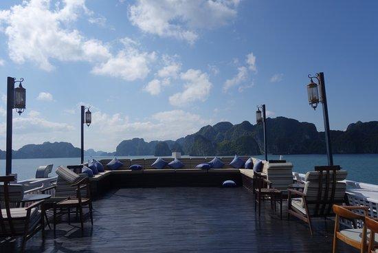 Hera Cruise - Private Day Cruise : 甲板上
