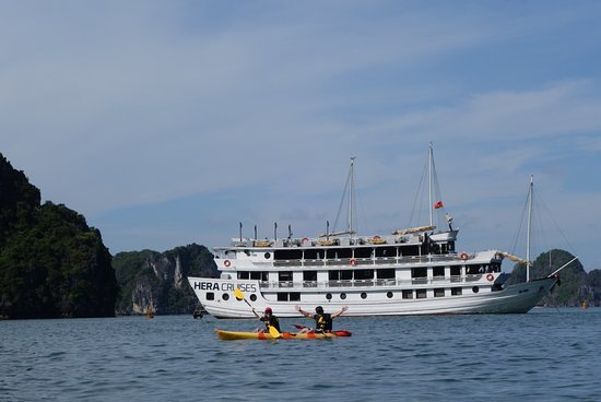 Hera Cruise - Private Day Cruise: 划獨木舟 與我們的Hera Cruise