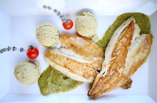 Vile Dalmacija Restaurant and Pizzeria: Food