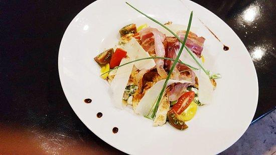 Restaurant Olimpija: Cheese plate
