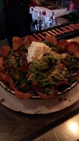 El Pachuco: nachos