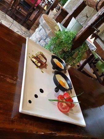 Restaurant Olimpija: Breakfast