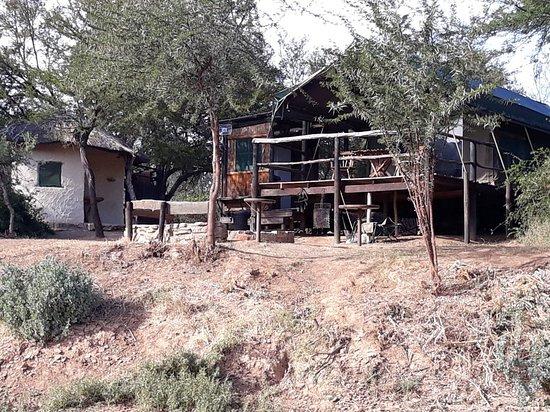 Willowmore, Sudafrica: Bhejane Game Reserve