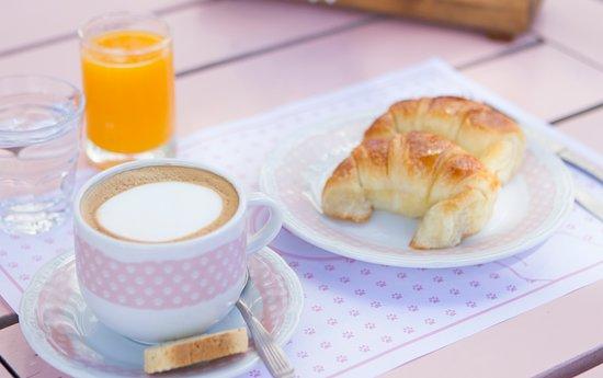 La Panera Rosa: Desayunos