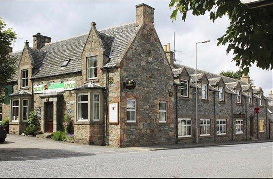The Glenavon: The hotel