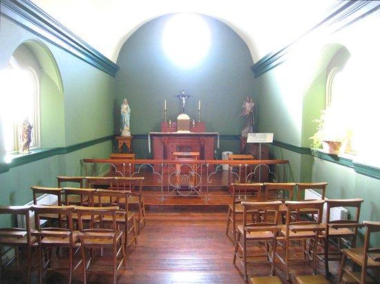 Pearse Museum: School chapel