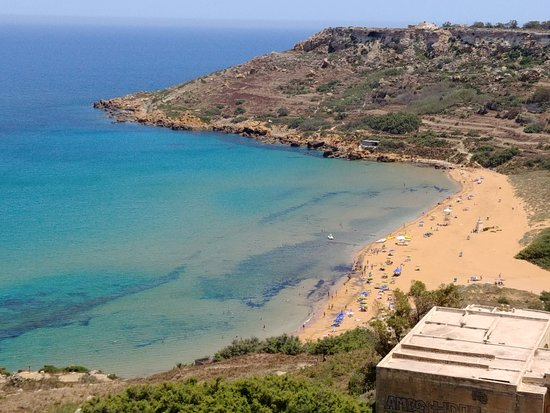 Mellieha Bay Hotel: Beautiful Beach at Gozo island