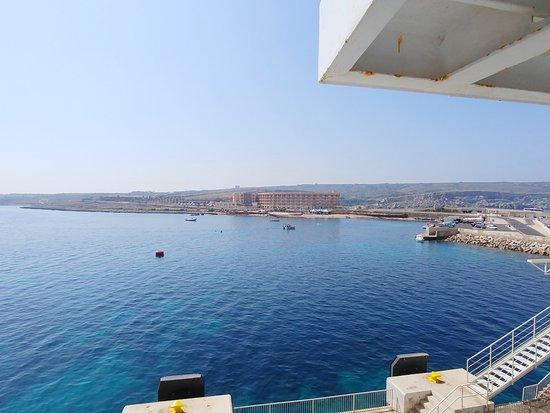 Mellieha Bay Hotel: On The Ferry trip at Gozo island