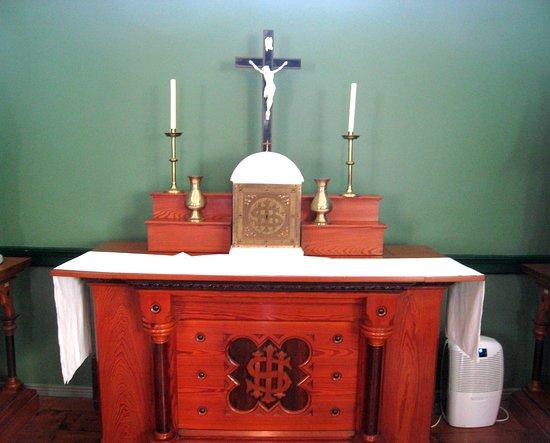 Pearse Museum: Religious needs