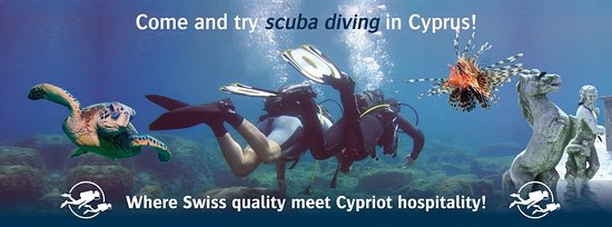 Protaras, Cyprus: Come and try scuba diving!