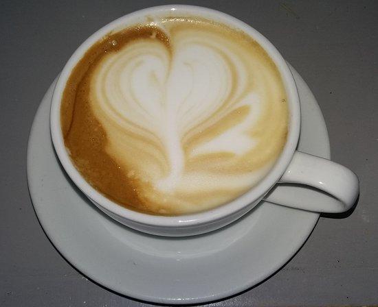 Jenny's : Brazier coffee