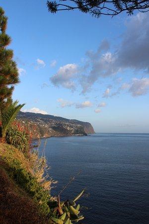 Estalagem Ponta do Sol: vue océan depuis chambres sup