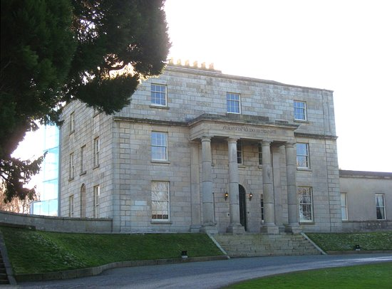Pearse Museum: Dramatic aspect
