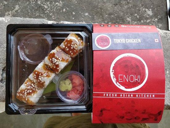 Enoki Photo
