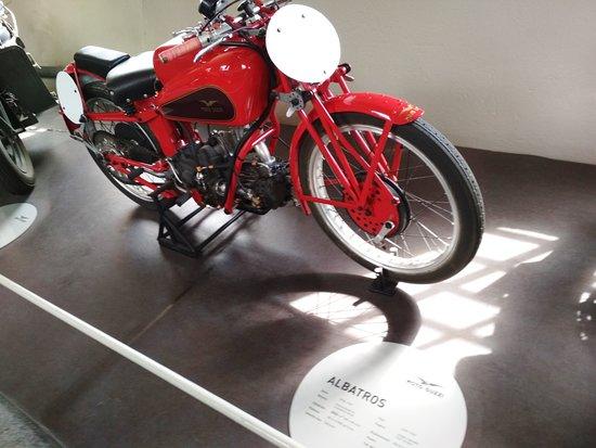 Museum Moto Guzzi : ALBATROS