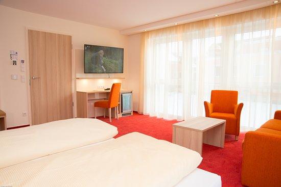 Hotel Adler: Doppelzimmer Superior