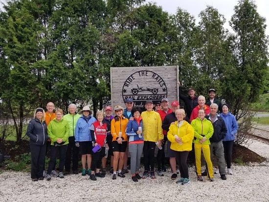 Shelburne, VT: Bicycle Group